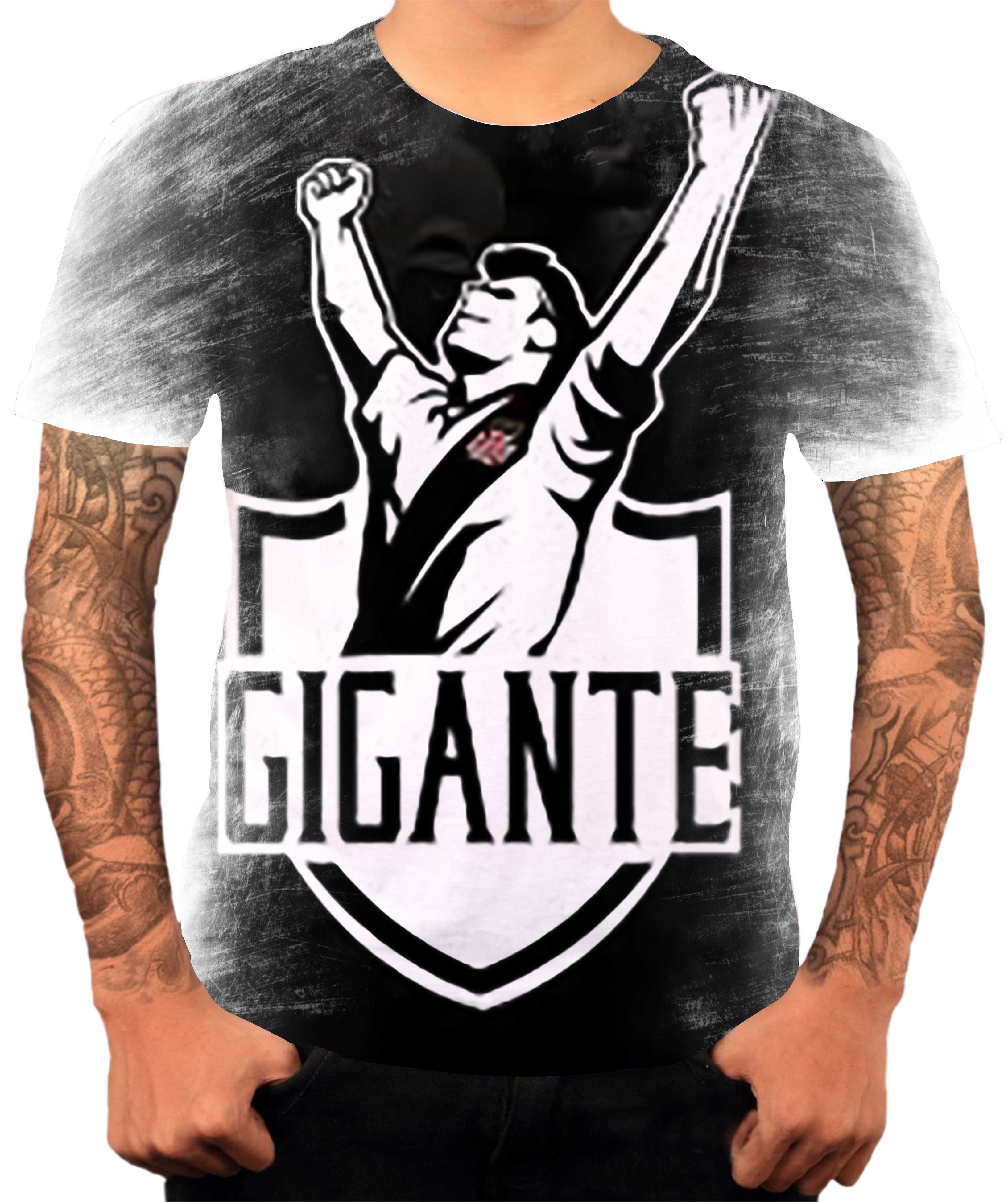 c835dc0dd3b3d Camisa Camiseta Personalizada Time De Futebol Real Madrid 2 no Elo7 ...