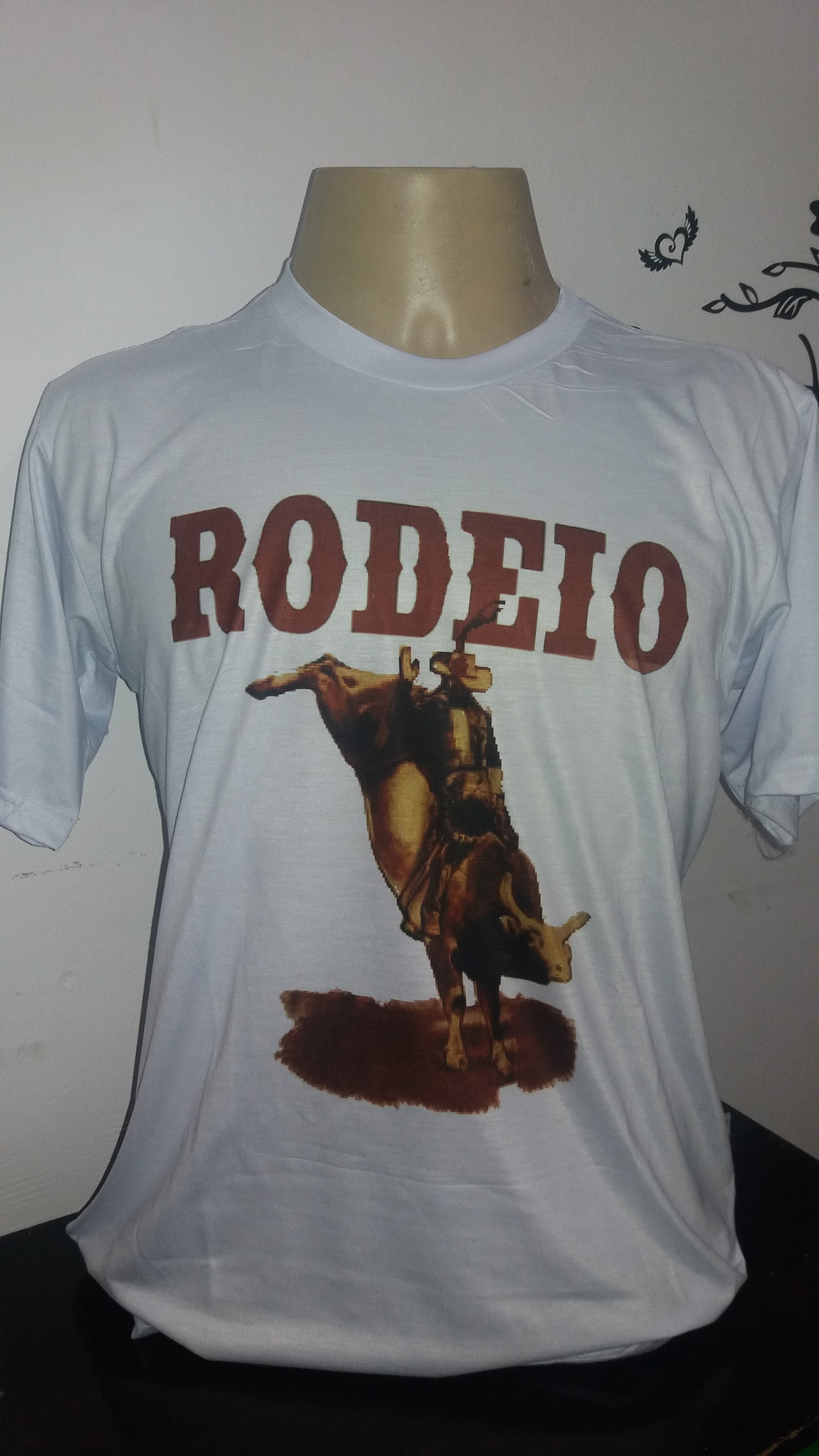 c8a2bfc723a6e Camiseta de Rodeio