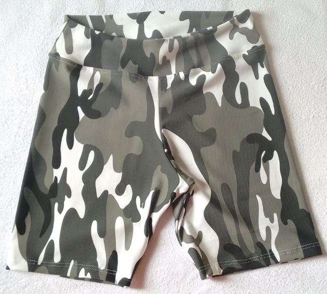 ba3b83cdb081f Bermuda Ou Shorts Fitness Camuflado