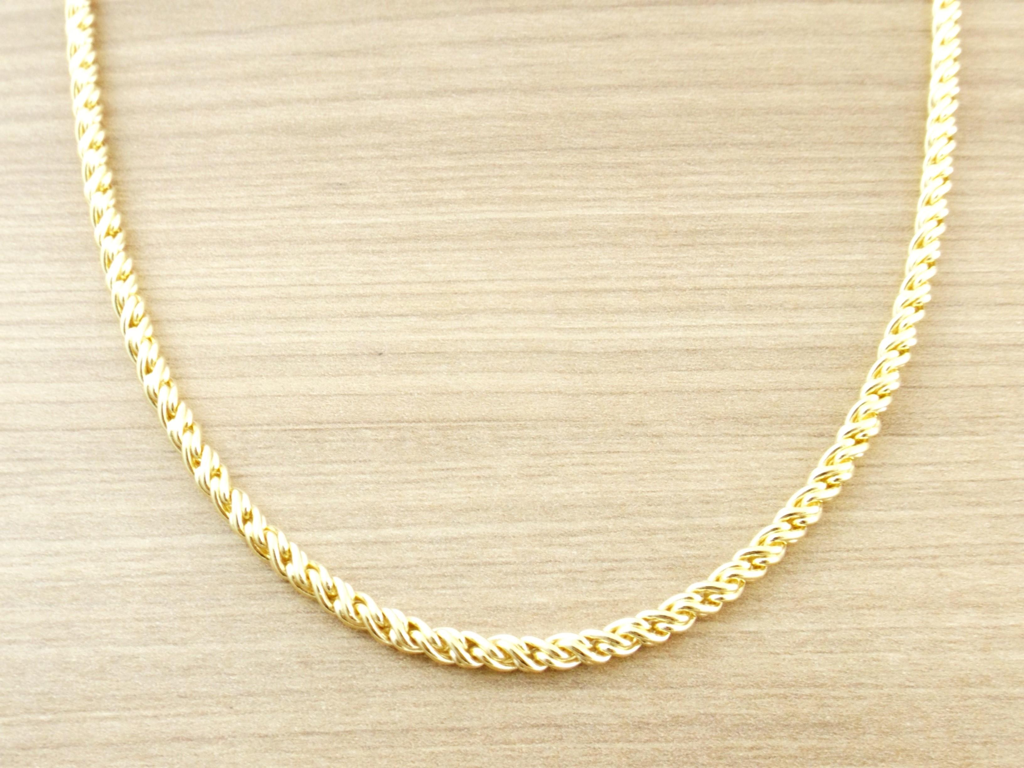 d42f80f24eb Cordao Corrente Cartier Ouro 18k 50cm
