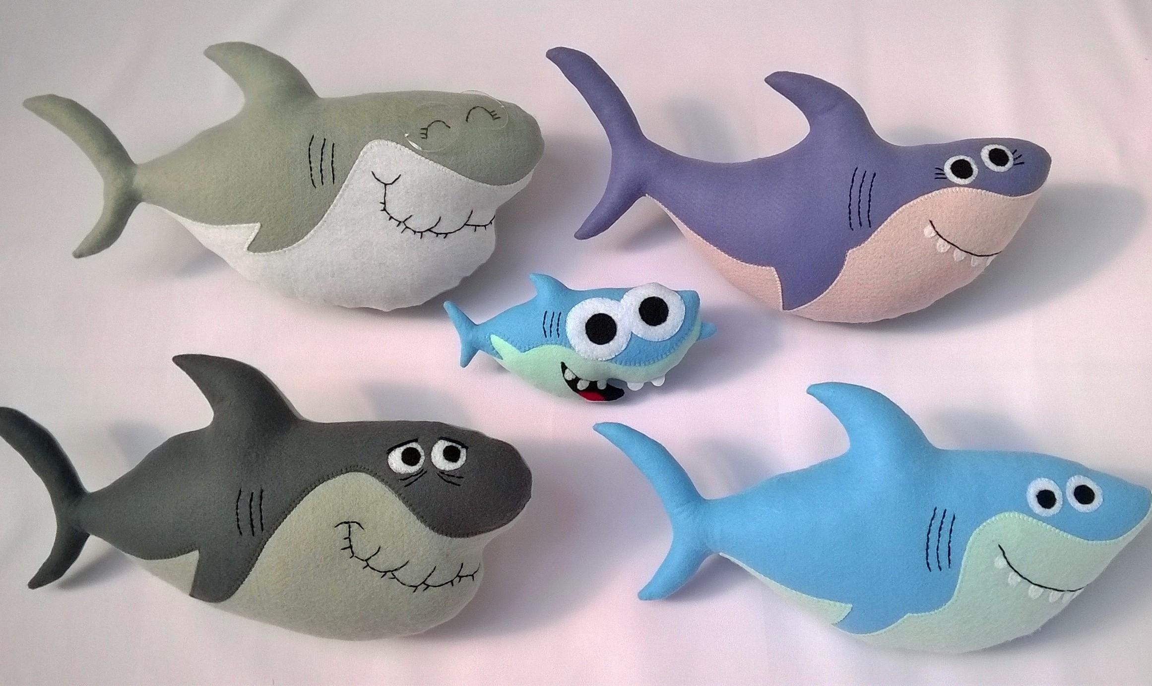 Kit baby shark no elo7 sonhos crafts be3518 stopboris Choice Image