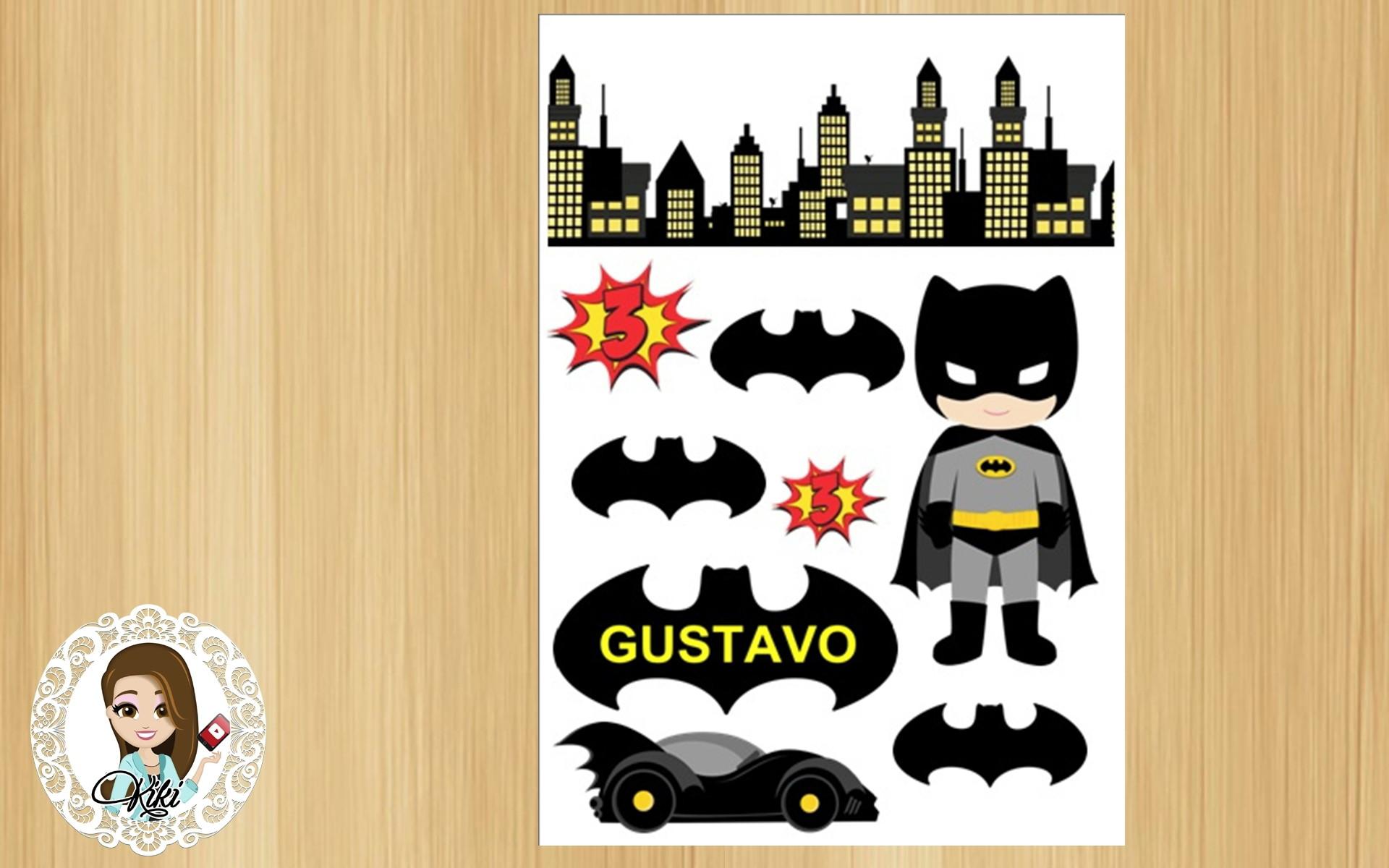 Sticker De Batman Para Imprimir ✓ Nangguk Sticker