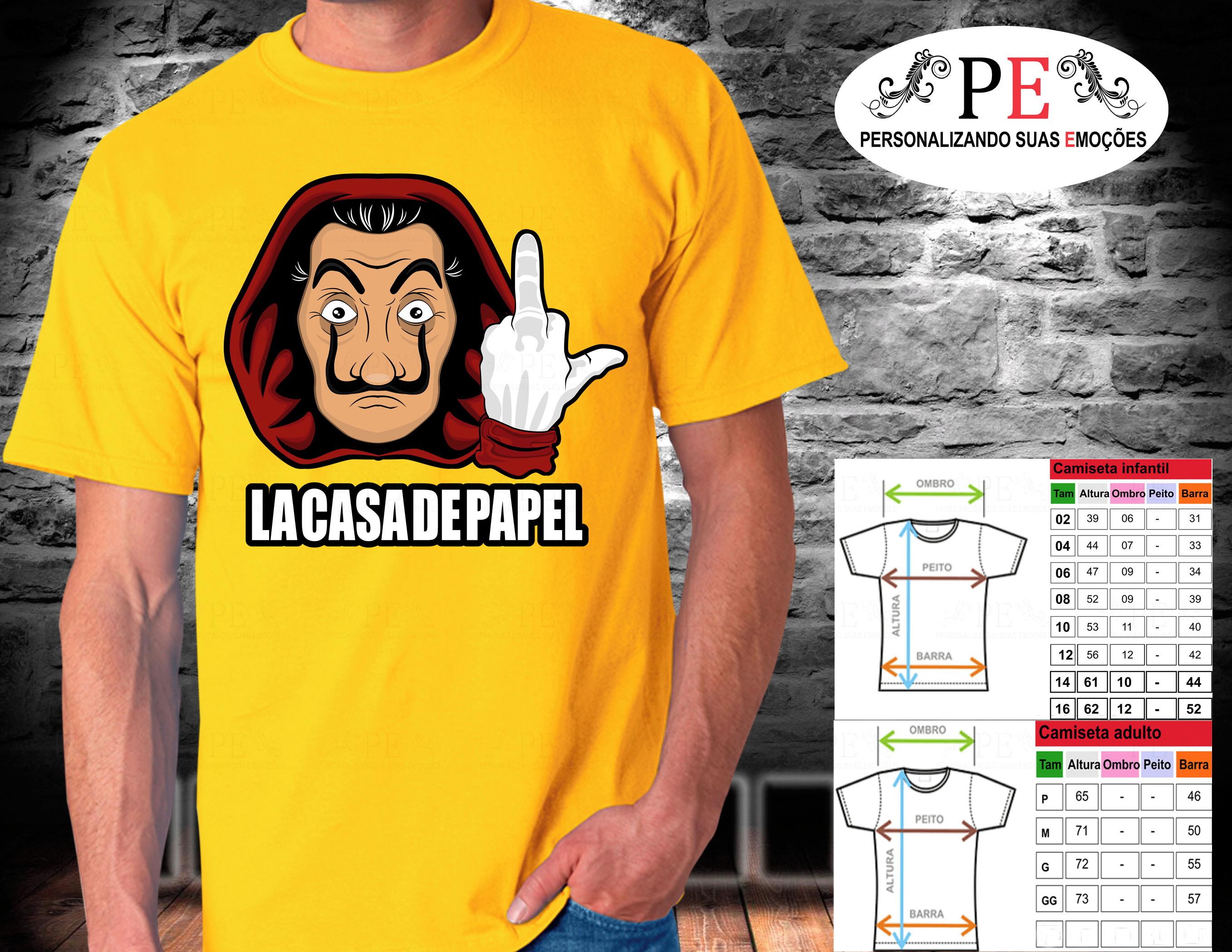 8e0e329c24 Papel Transfer Camiseta