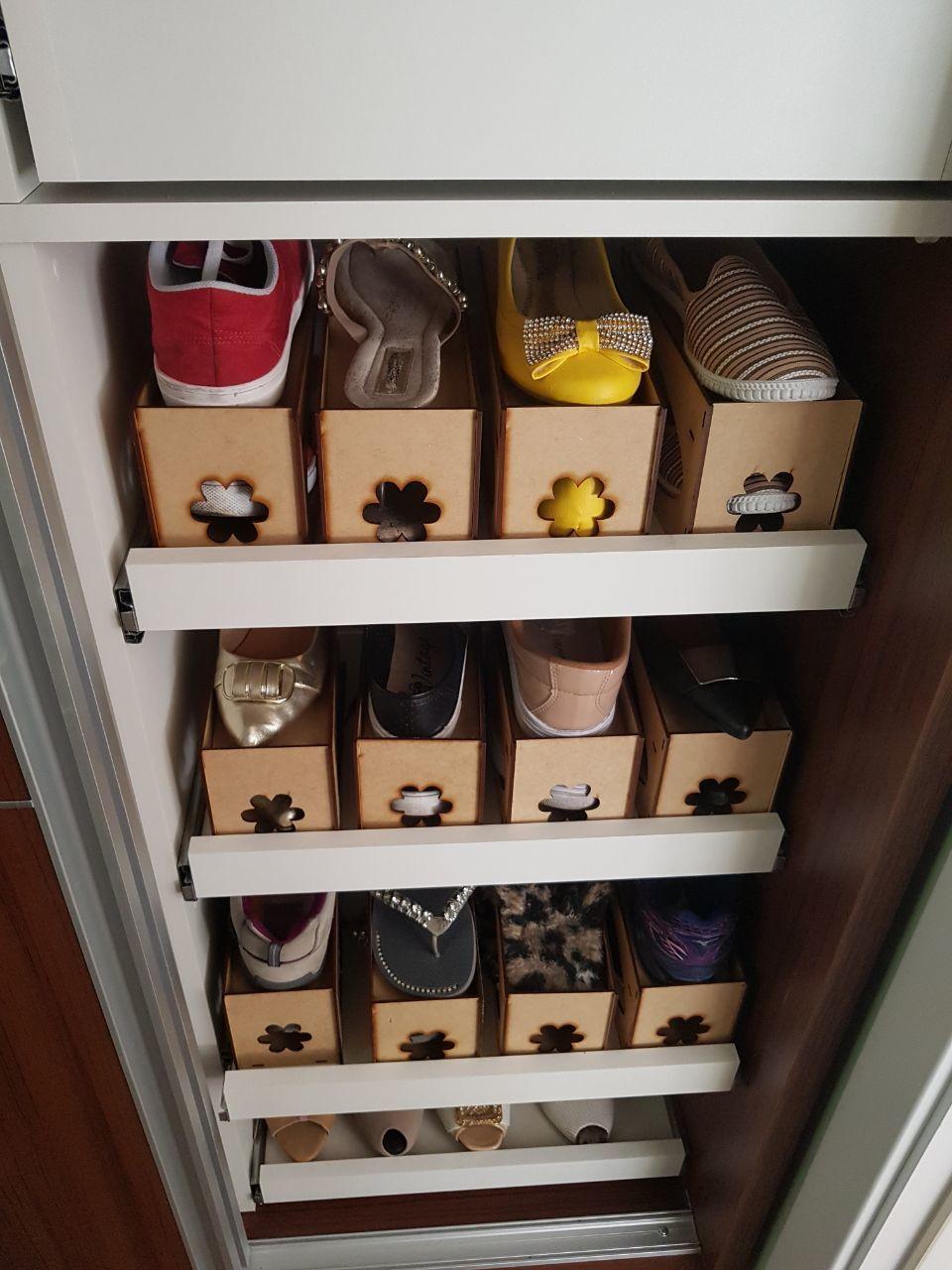 2fa804b97 Organizador de Sapato no Elo7 | BD Laser (C046EC)