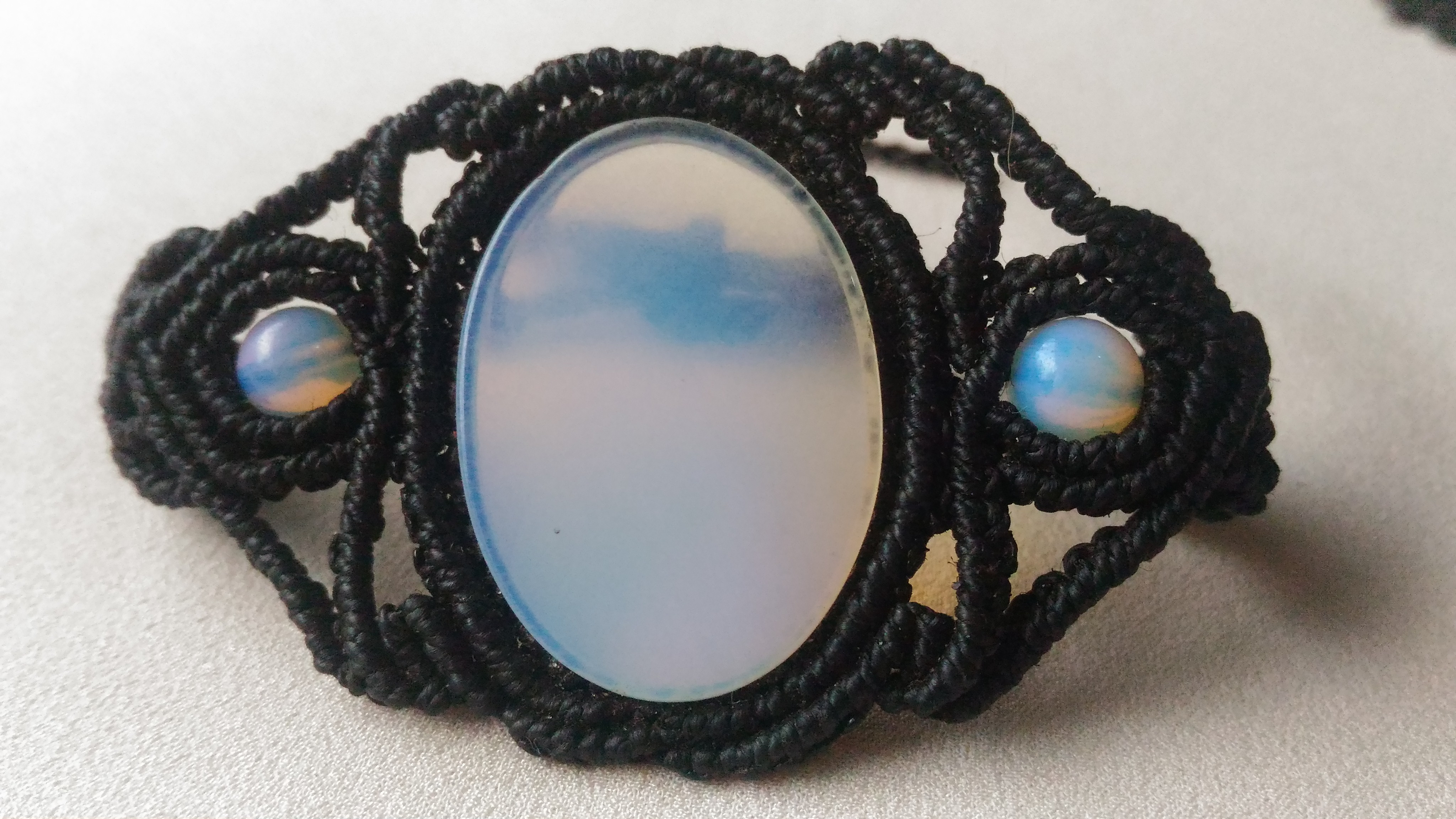 9b7e495d6a8 Bracelete Artesanal Magico Ser da Lua