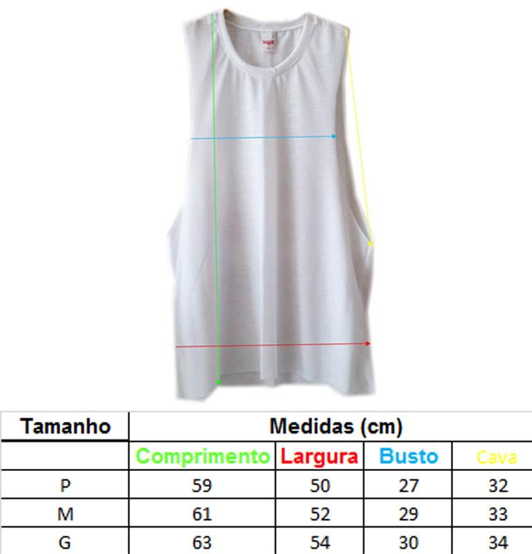 T Shirt Regata Cavada Feminina Signo Sagitário Astrologia no Elo7 ... b8d598a4bdd
