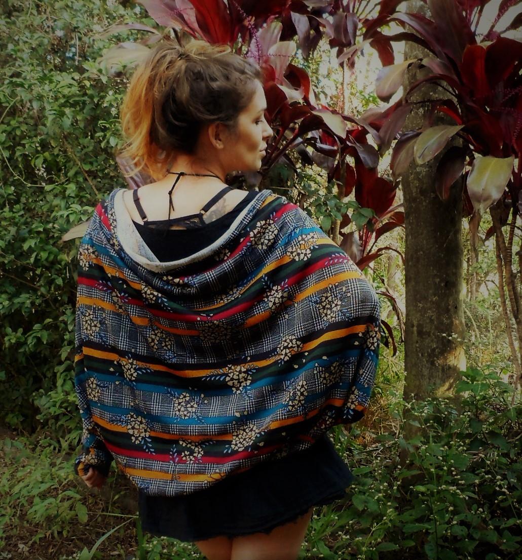 f60285df8 Kimono Feminino Boho Outono / Inverno 2018 no Elo7 | Tropicália Moda  Alternativa (89FD04)