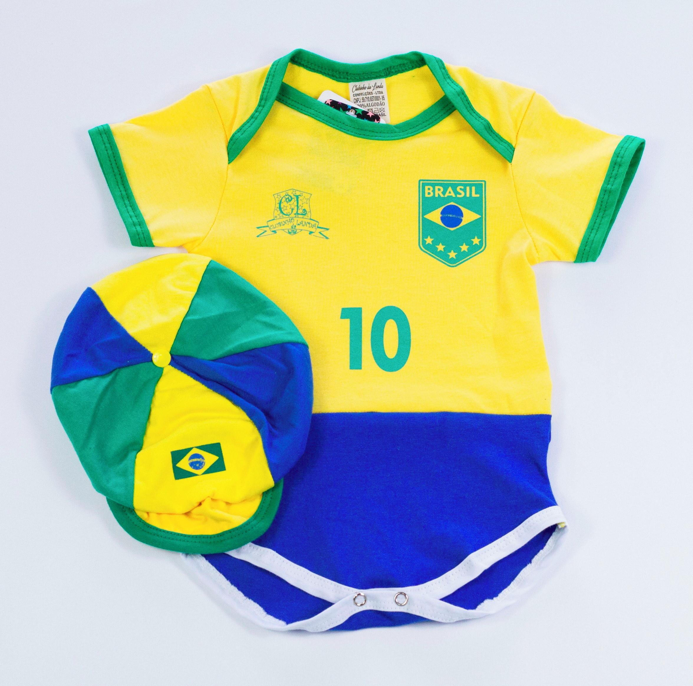 Uniforme Baby Alive Brasil  651363faae8b3