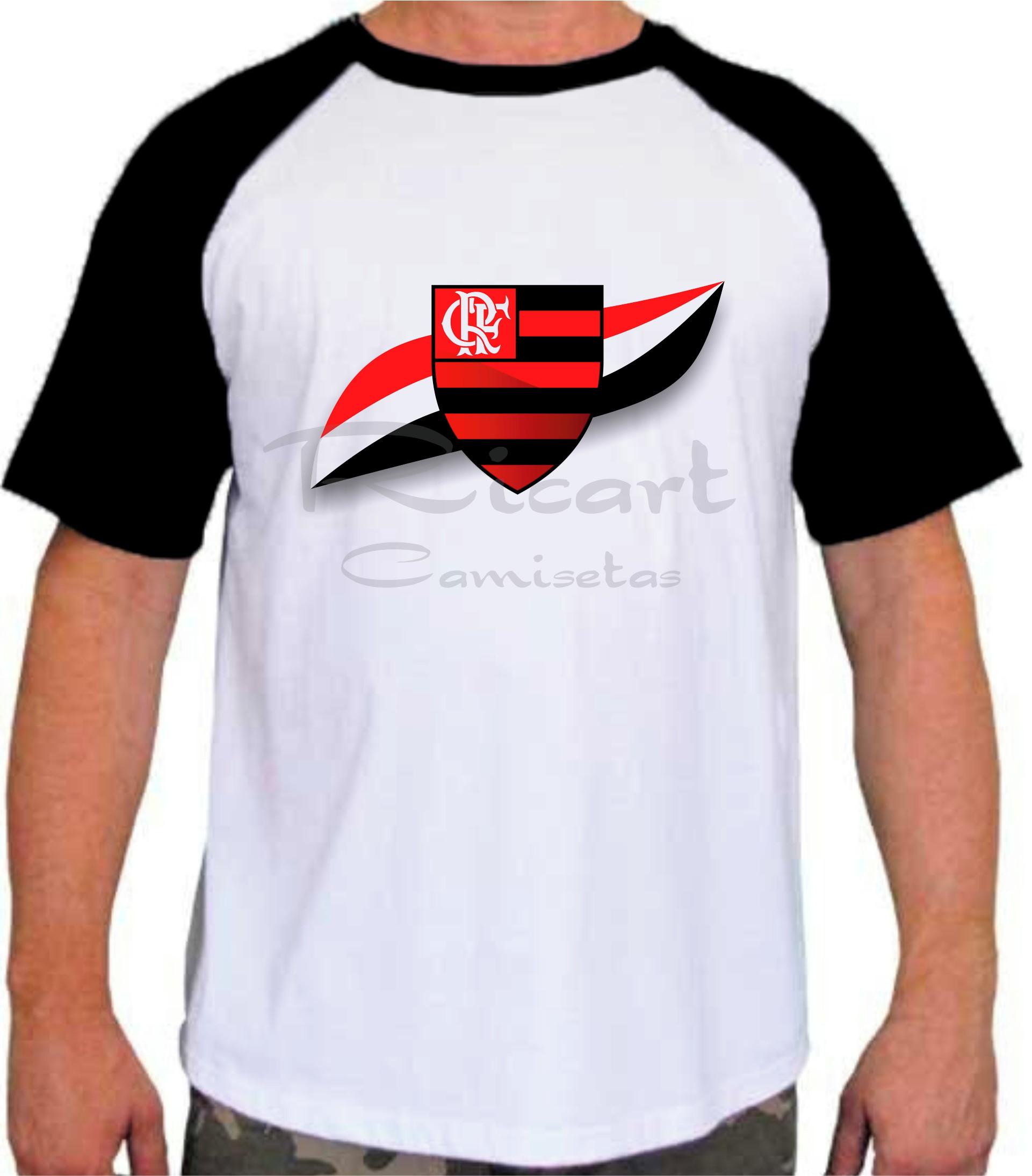 Camiseta Time Flamengo  26bfc18514a76