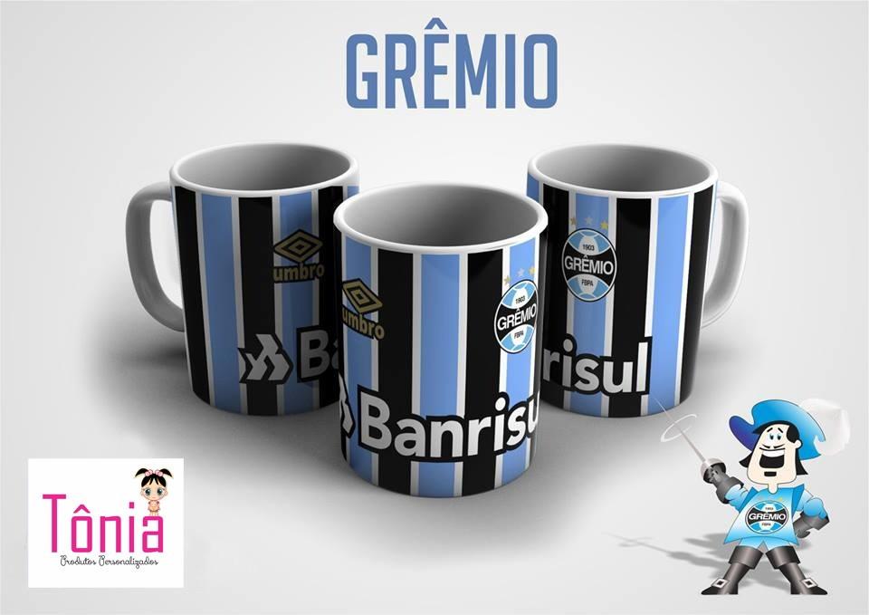 Caneca personalizada - Grêmio no Elo7  24a5f2629c73e