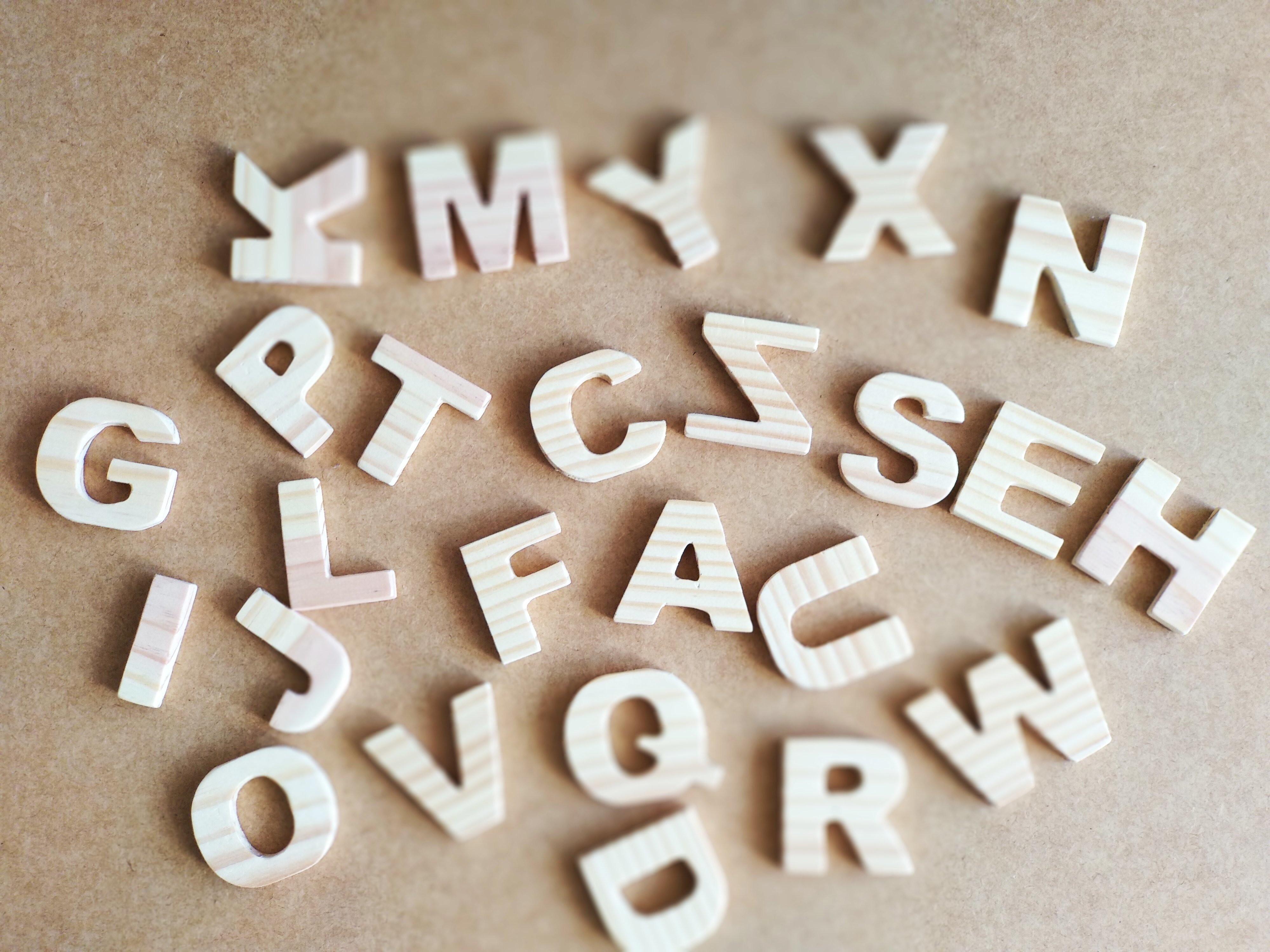 Bandeirolas Alfabeto Completo E Numeros Elo7