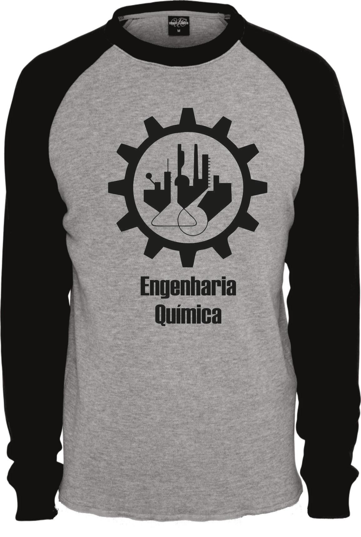 a1d44d615e Camiseta Manga Longa Engenharia Civil