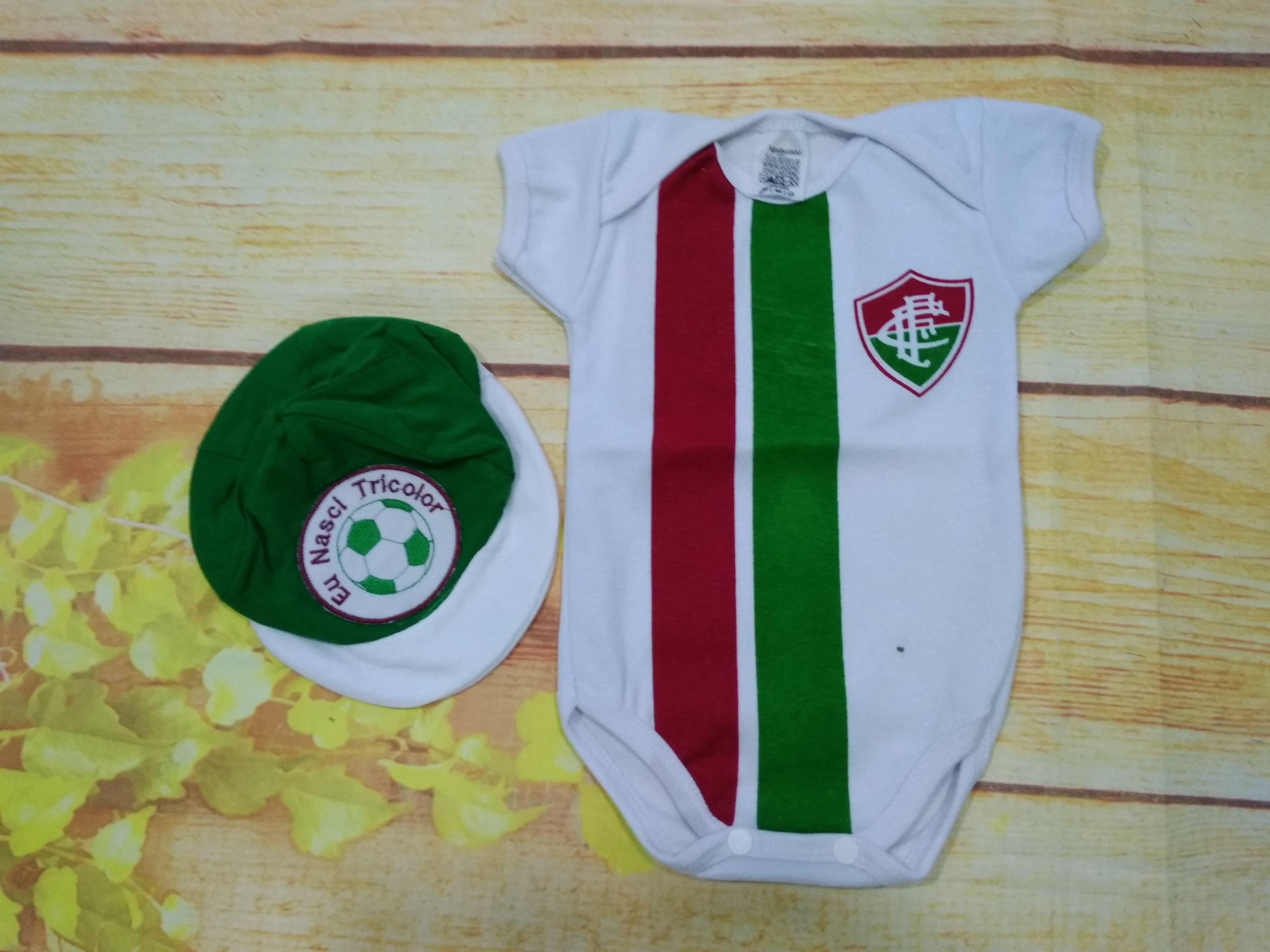 1dafb4c575 Body Sou Tricolor de Coracao