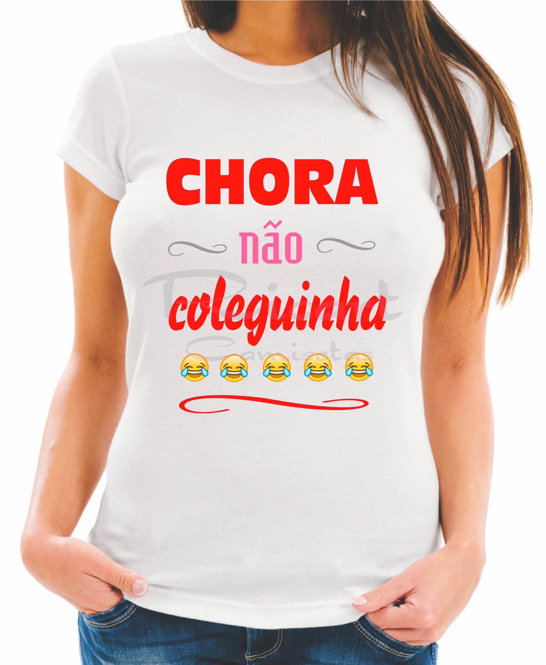 Camiseta Letra De Música Frases Simone E Simaria Coleguinha No Elo7