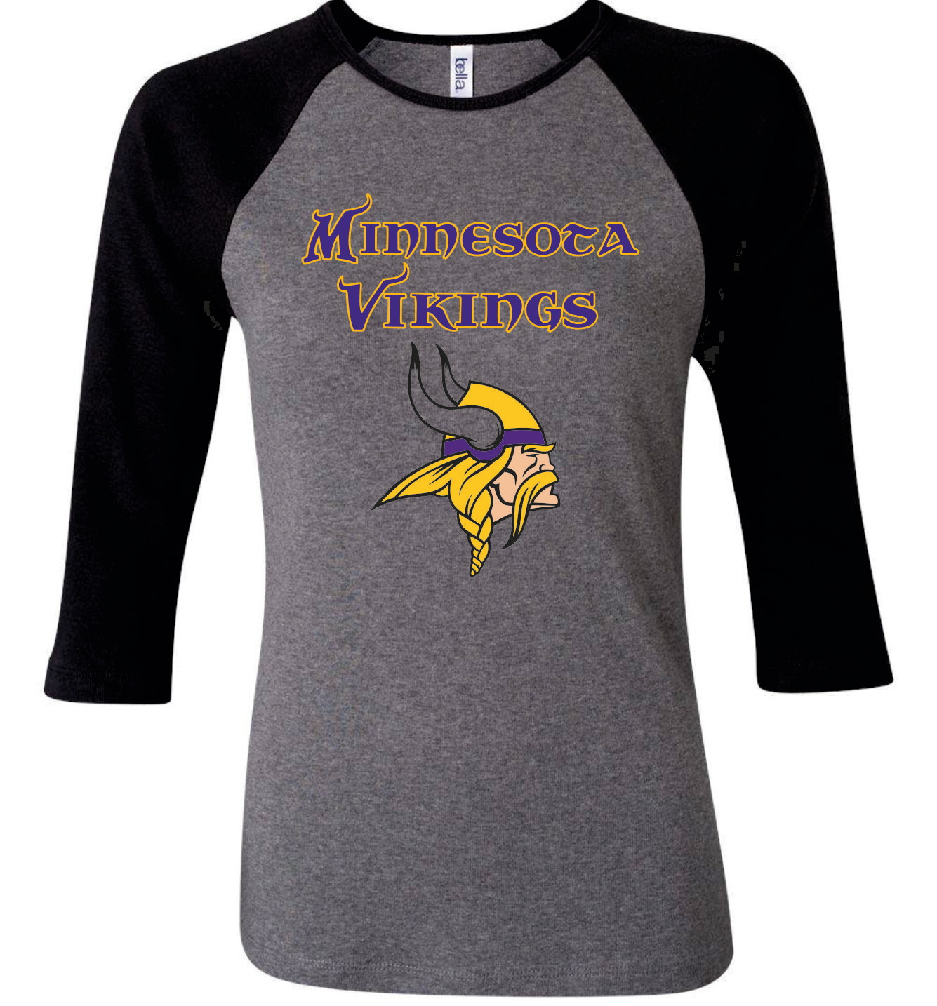 a39cb573d Camiseta Minnesota Vikings Nfl A3