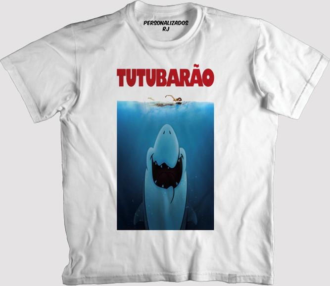 Camisa Tutubarão  ba03e378b06