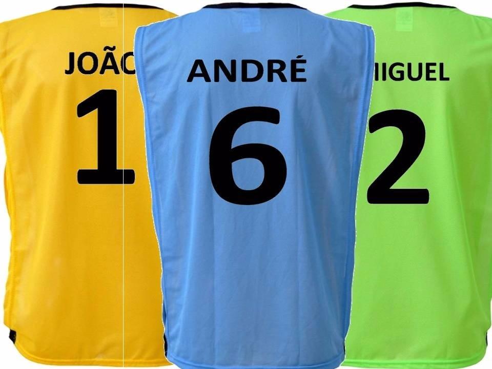 f6ebea981fef6 Colete Futebol Personalizado