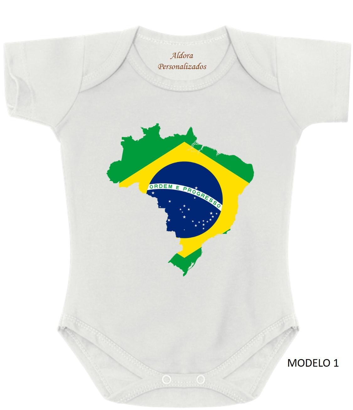 6b407b0639 Body Bebe Brasil de Pelotas Poliester