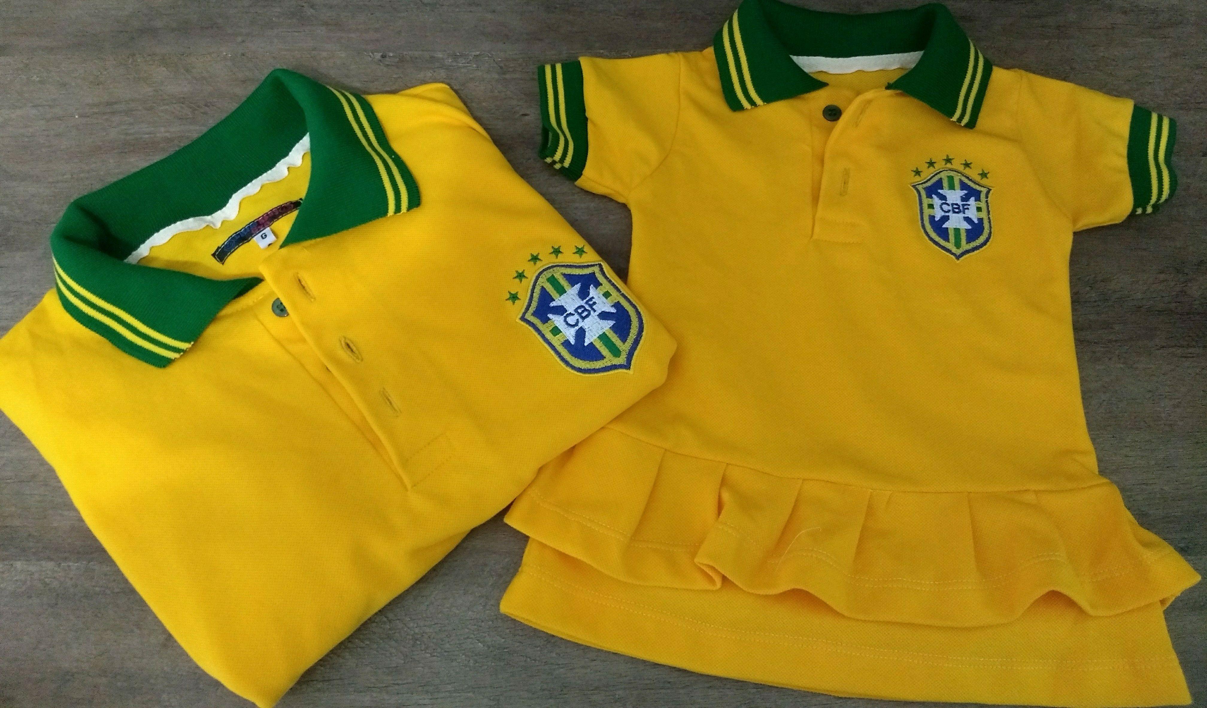 Molde Camisa do Brasil  f0eedeb98a553