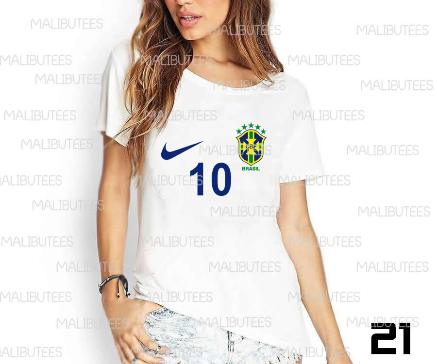 7f7b928afb Camiseta de Times Brasil Selecao Copa