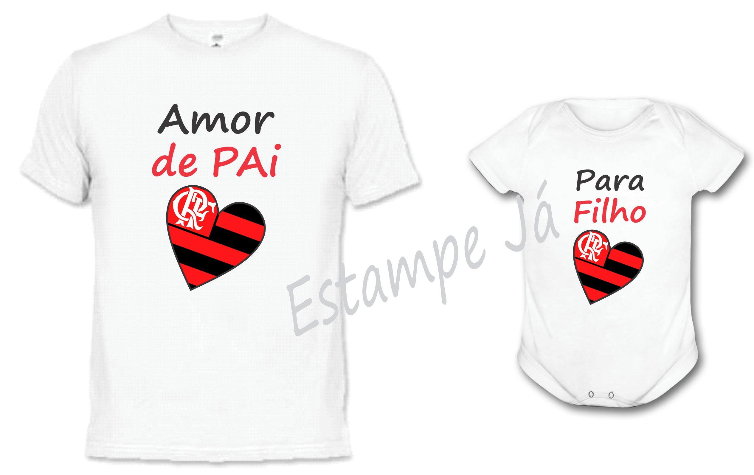 Body Personalizado do Flamengo Bori do Flamengo Dia dos pais no Elo7 ... ee75731bcb143