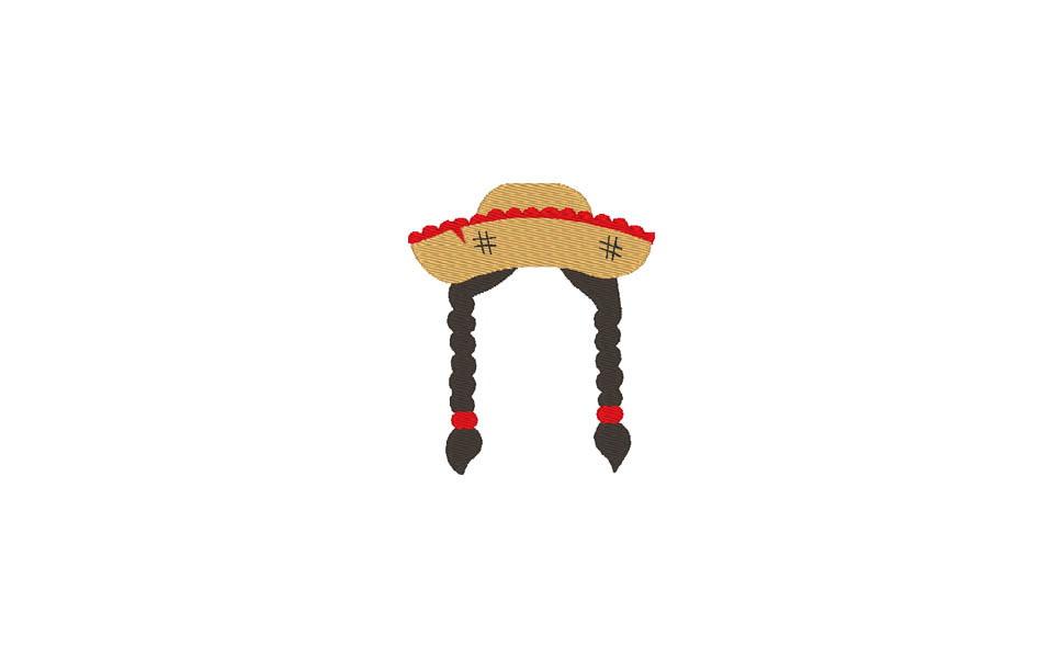 chapéu menina festa junina elo7