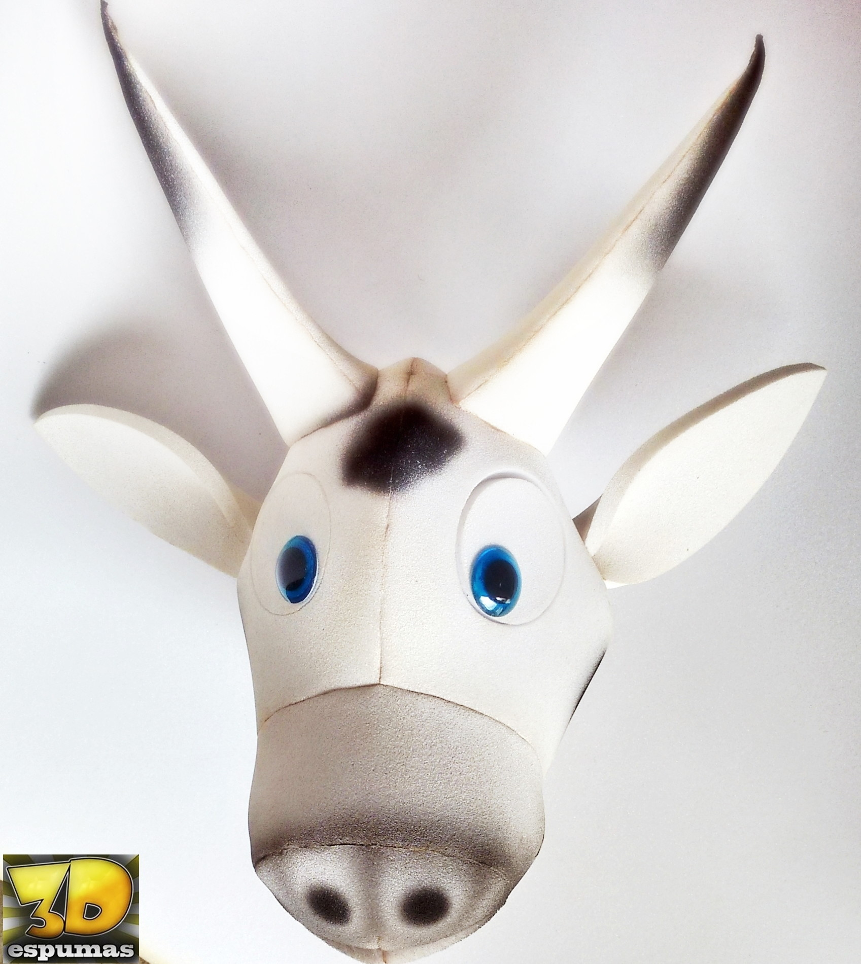 vaca chapéu em espuma no Elo7  52d83a1cd1d