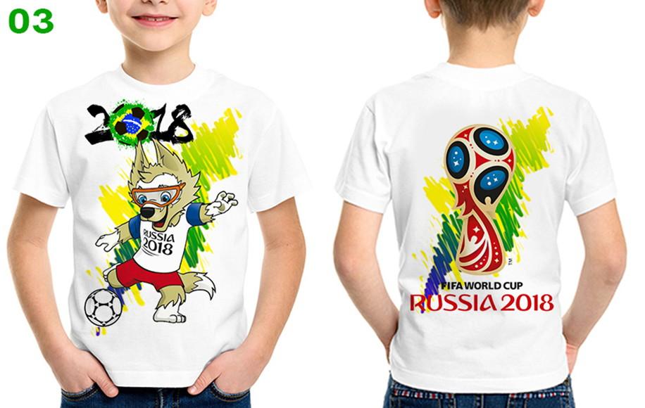 35283c3f18 Camiseta Infantil em 2018 Multicor