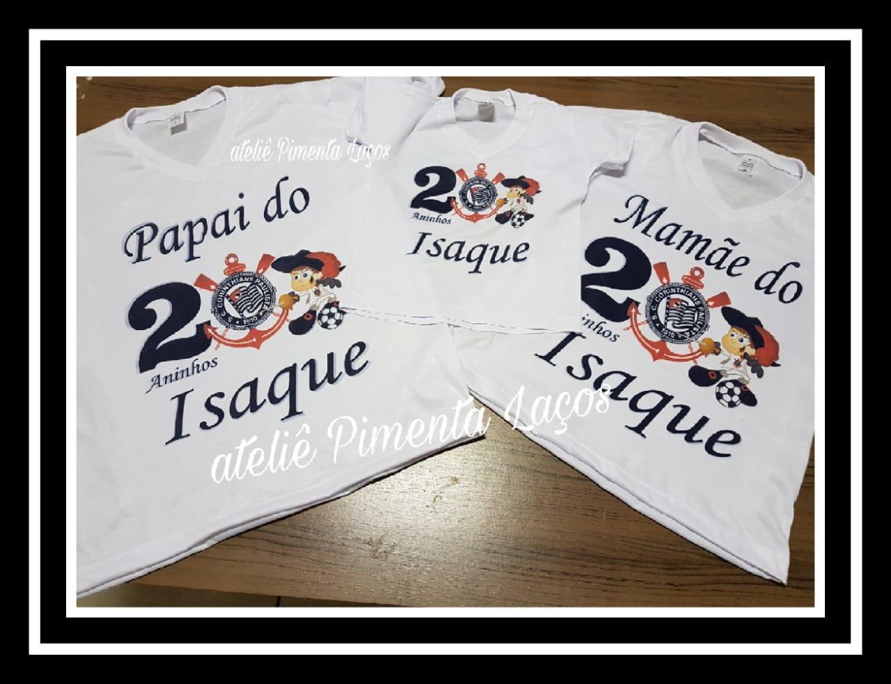 16ba20593b Camiseta Estampada Times Futebol