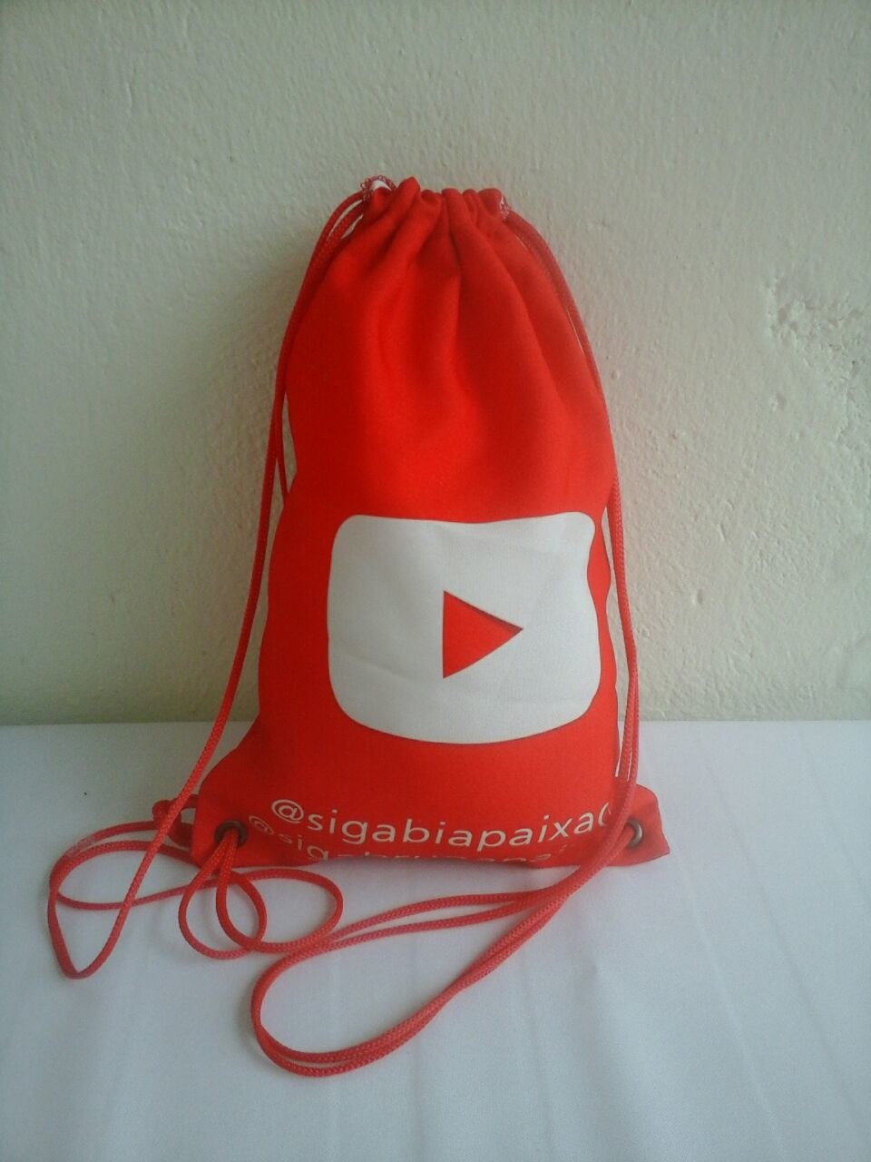aa915f4b2 Sacochila mochila saco 19x27cm kit com 70 unidades no Elo7   Vilma  lembrancinhas (C6E07D)