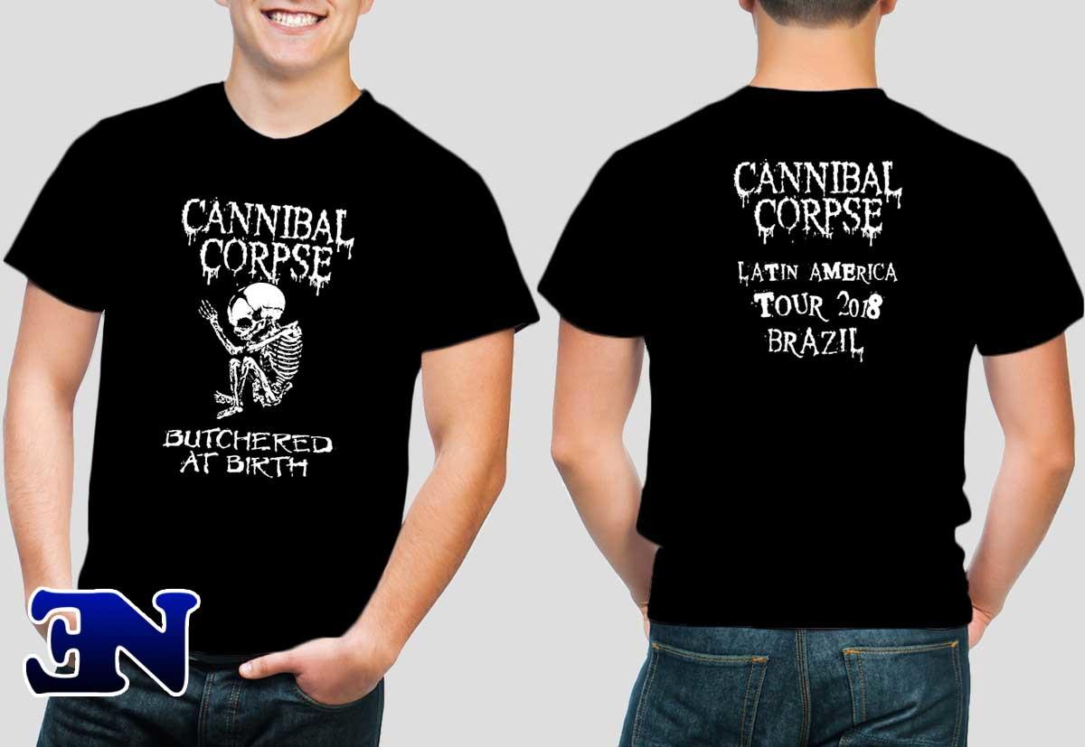 Regata Cannibal Corpse  2118aa87ee5