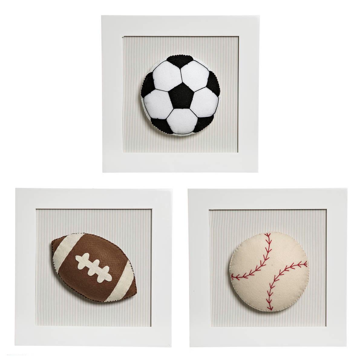 Conjunto Tema Futebol Americano em Trico  d3ce6446ac72b