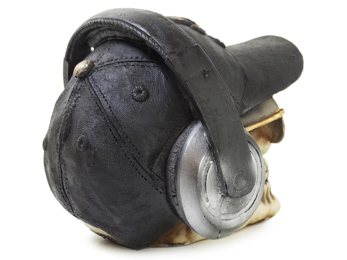 Crânio Caveira Boné Fone de Ouvido Ray Ban Óculos Detalhado no Elo7   Tudo  De-Coração (C74CB1) f3d976dd8f