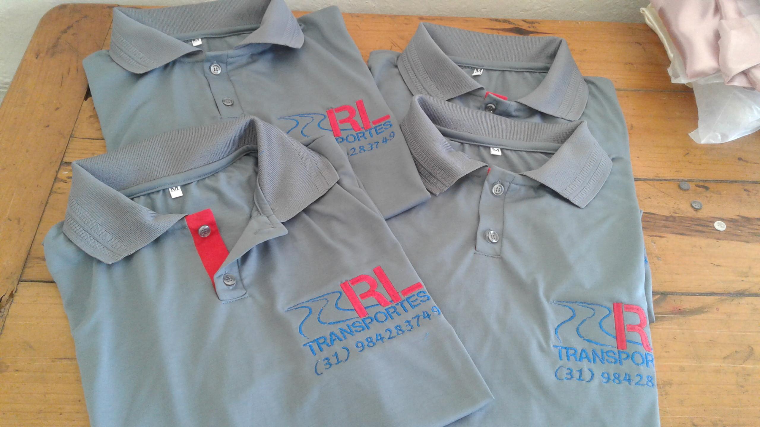 5dadd7a9f2 camisas Bordadas no Elo7