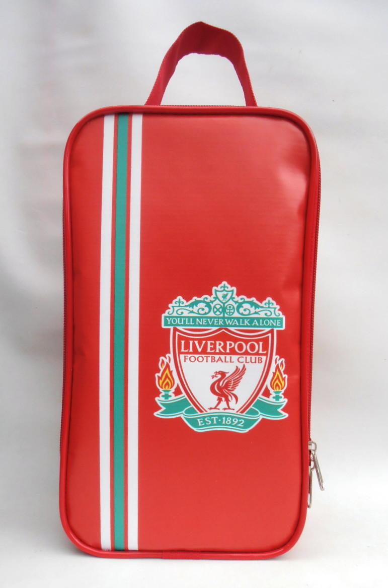 9e05c9a99b Porta Chuteiras Liverpool