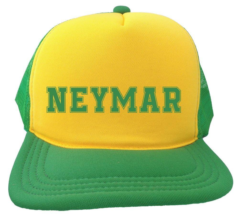 b856964aae Camiseta Neymar Brasil