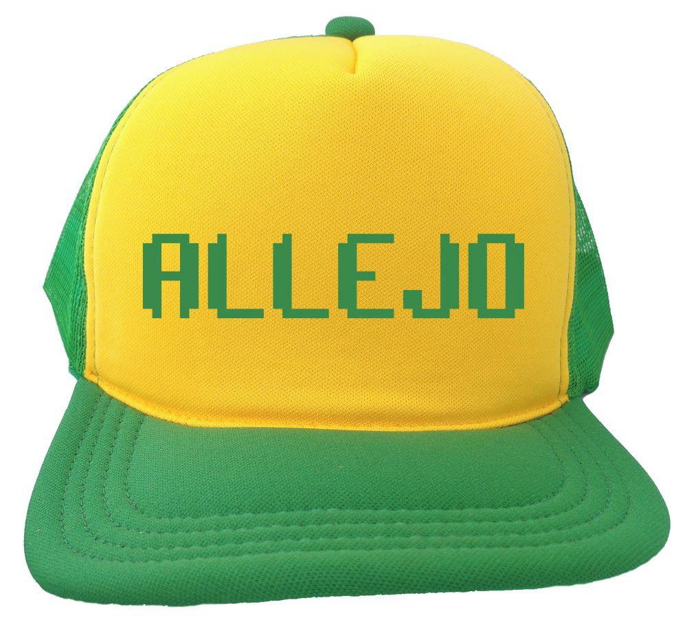 4023c924fd Camisa do Allejo Brasil