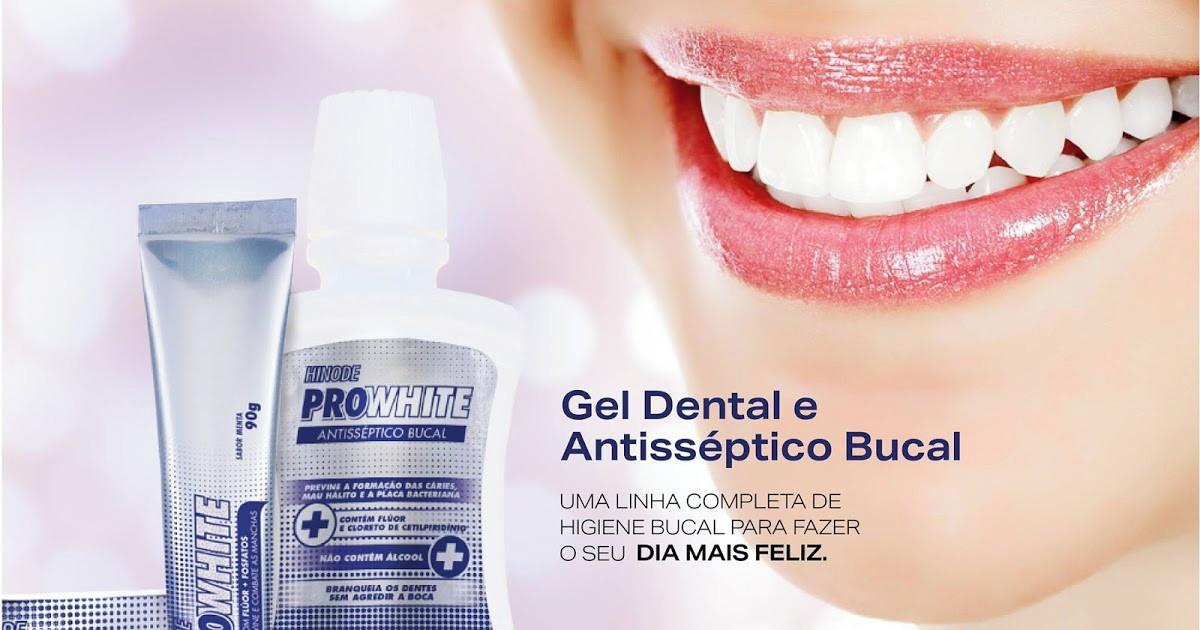 Gel Clareador Dental Elo7