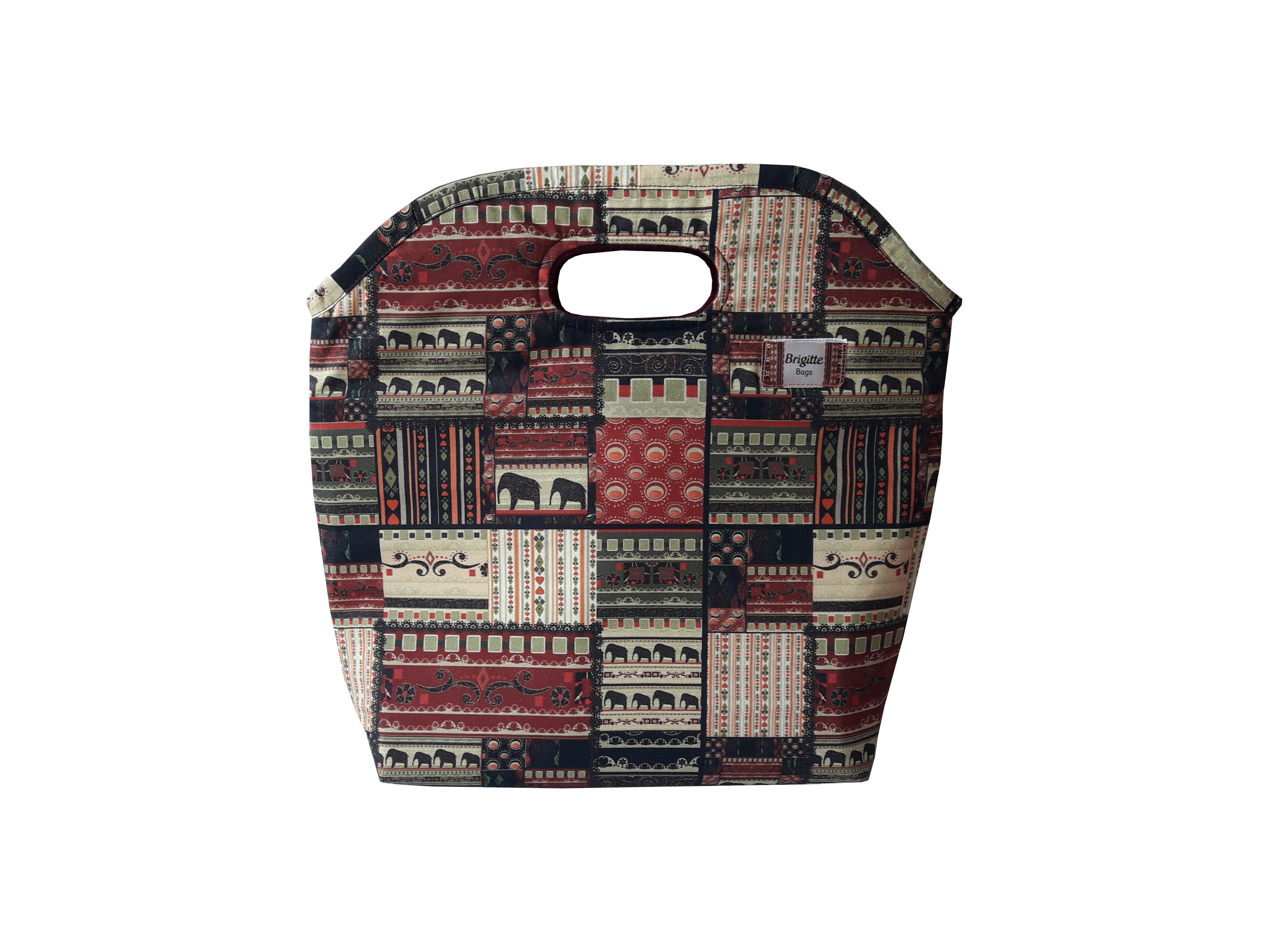 0616ba1bbe Whippet Branco Bolsa de Mao Preta