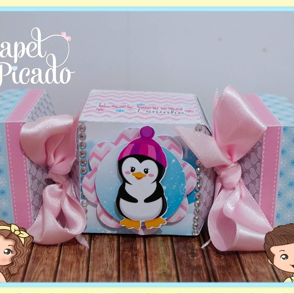 fac025ed751 Pinguins Papelaria