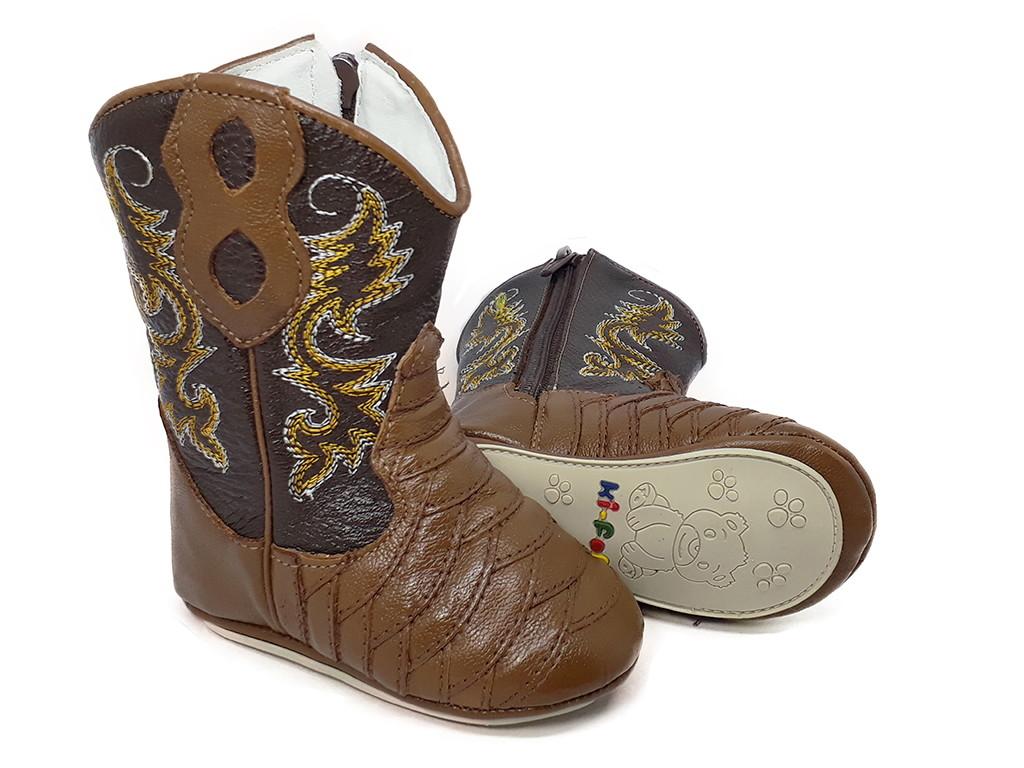 botina country escamada 100% couro bota montaria masculina. Carregando zoom. ae5791bf368