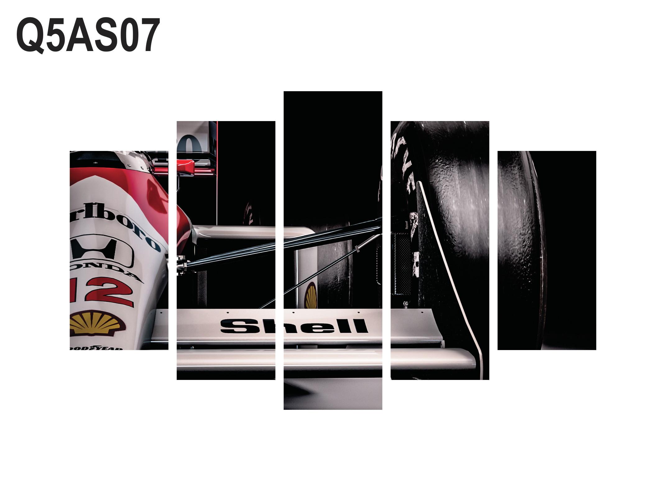 e67b98efc7 Quadro Decorativo Carro Corrida F1 | Elo7