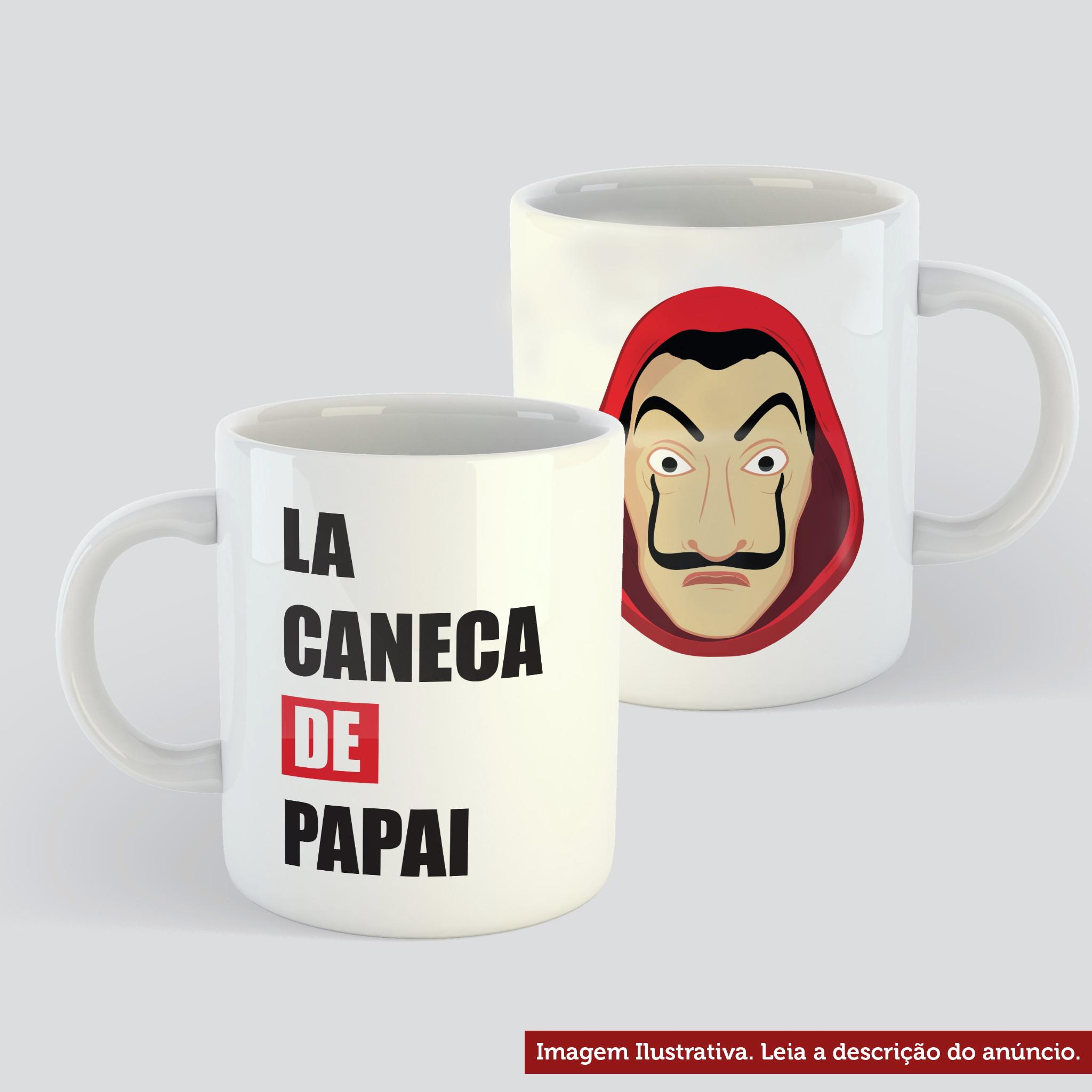 Canecas Frases Papai Elo7