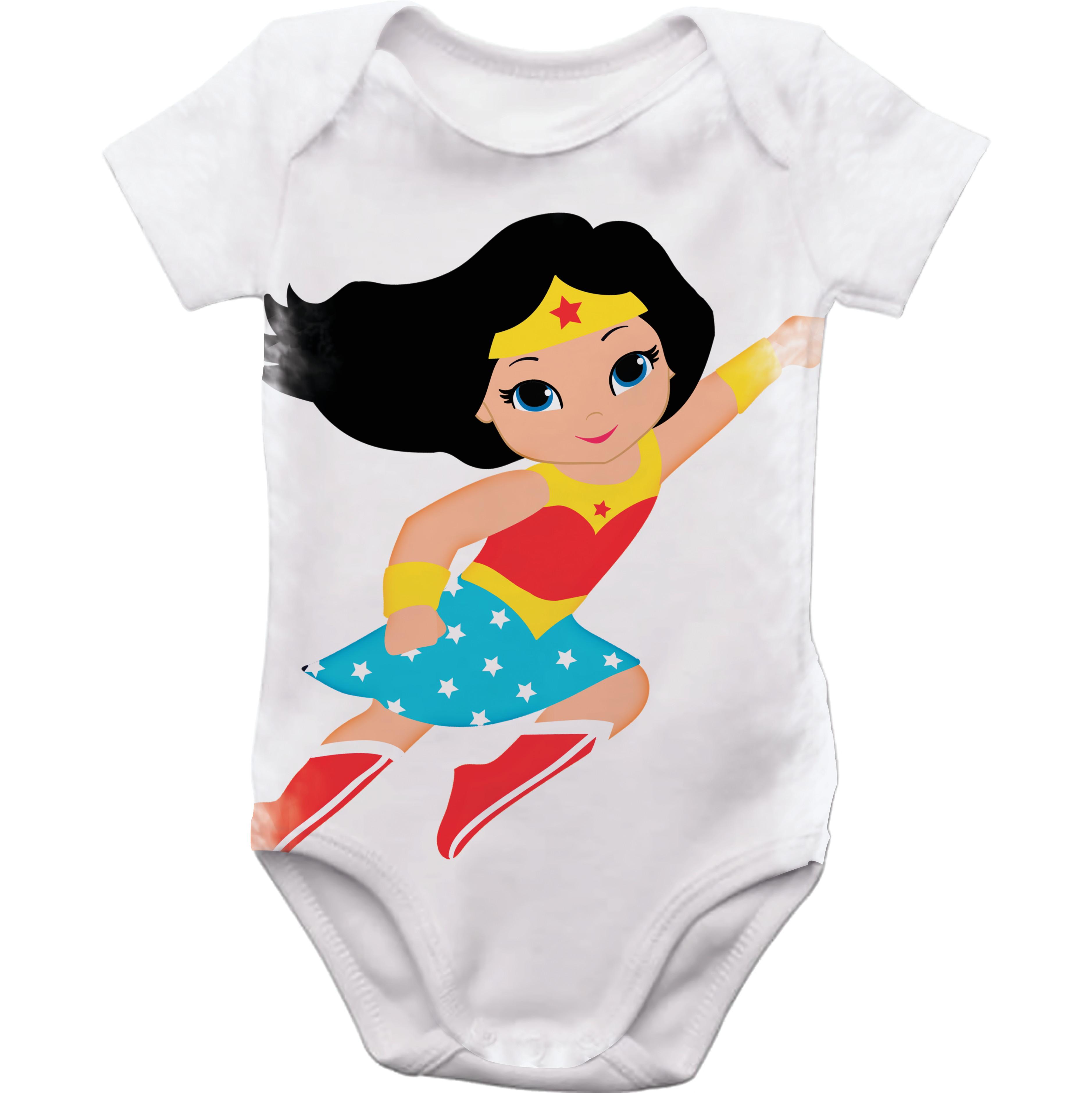 5647128265 Camiseta Infantil Nome Kit Mulher M