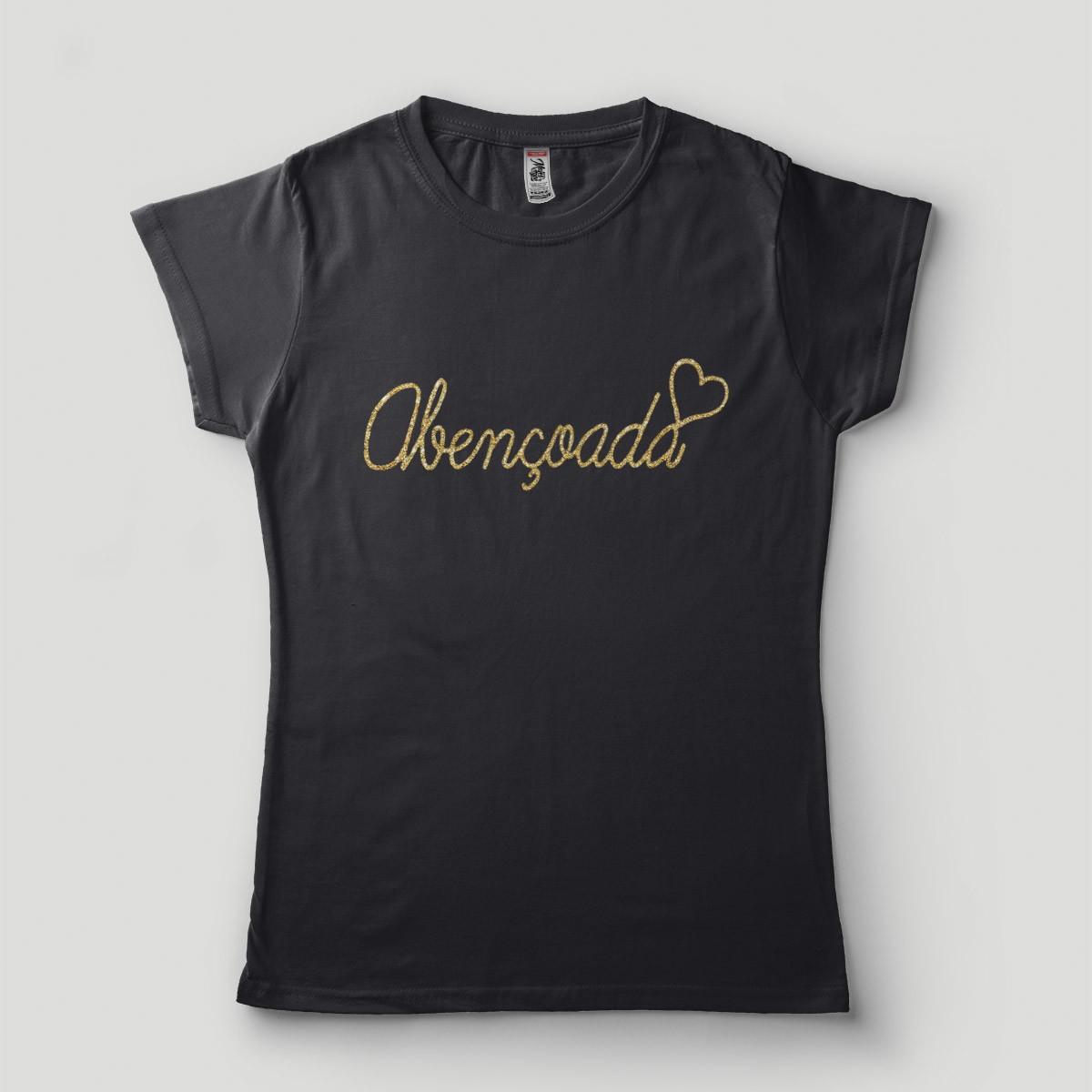 98315f1c91 Camiseta Evangelica Feminina Deus e Bom