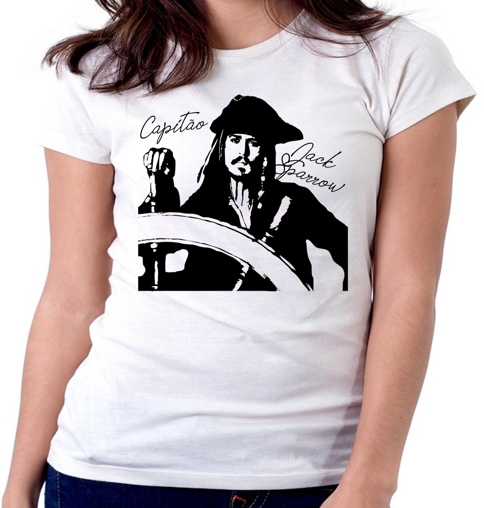 5a51c40680 Camiseta Feminina Barco Pirata