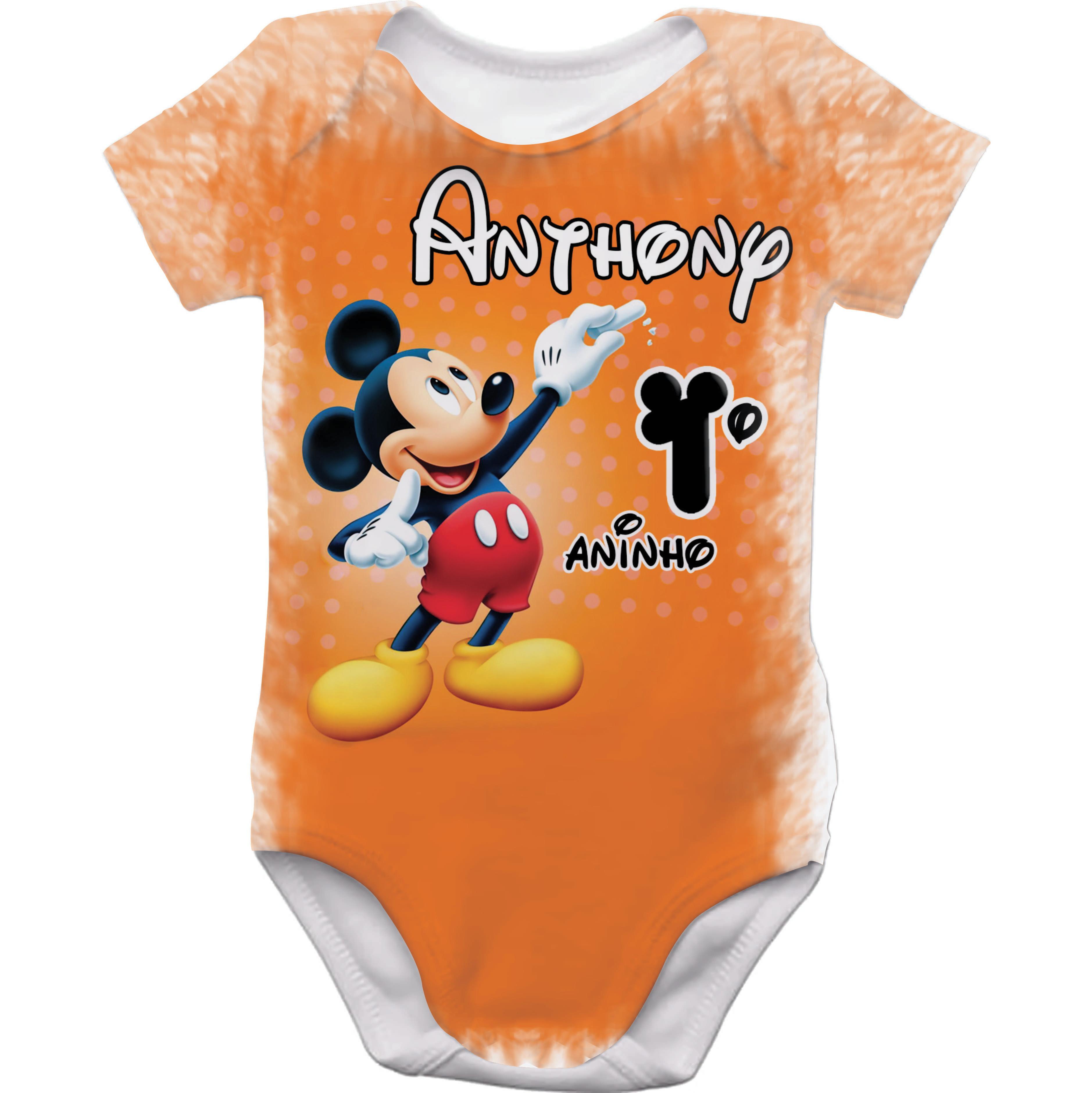 af807487e Camisa Disney Estampa Mao Mickey