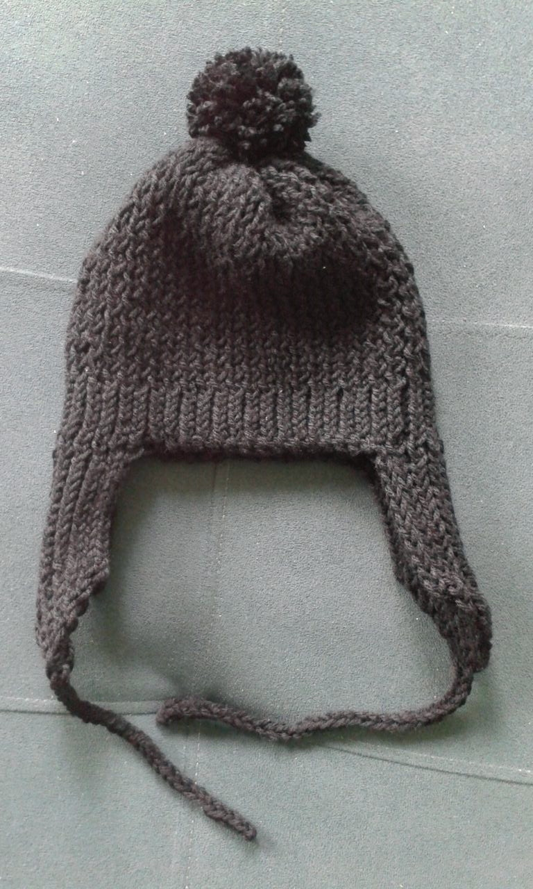 Gorro e Toucas Feita No Tear  fb53b46b53f