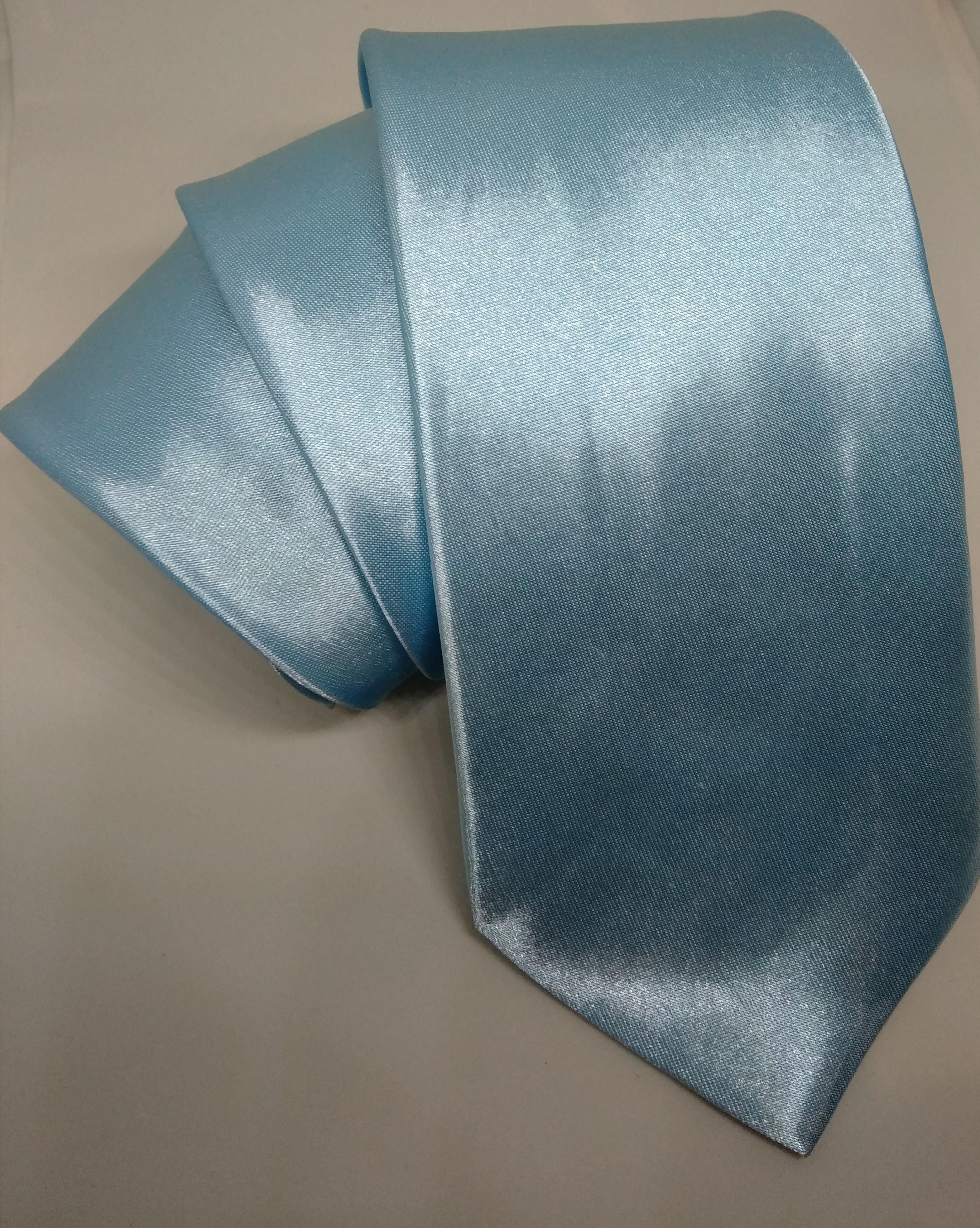 Gravata Azul Serenity   Elo7 1e79b1cb23