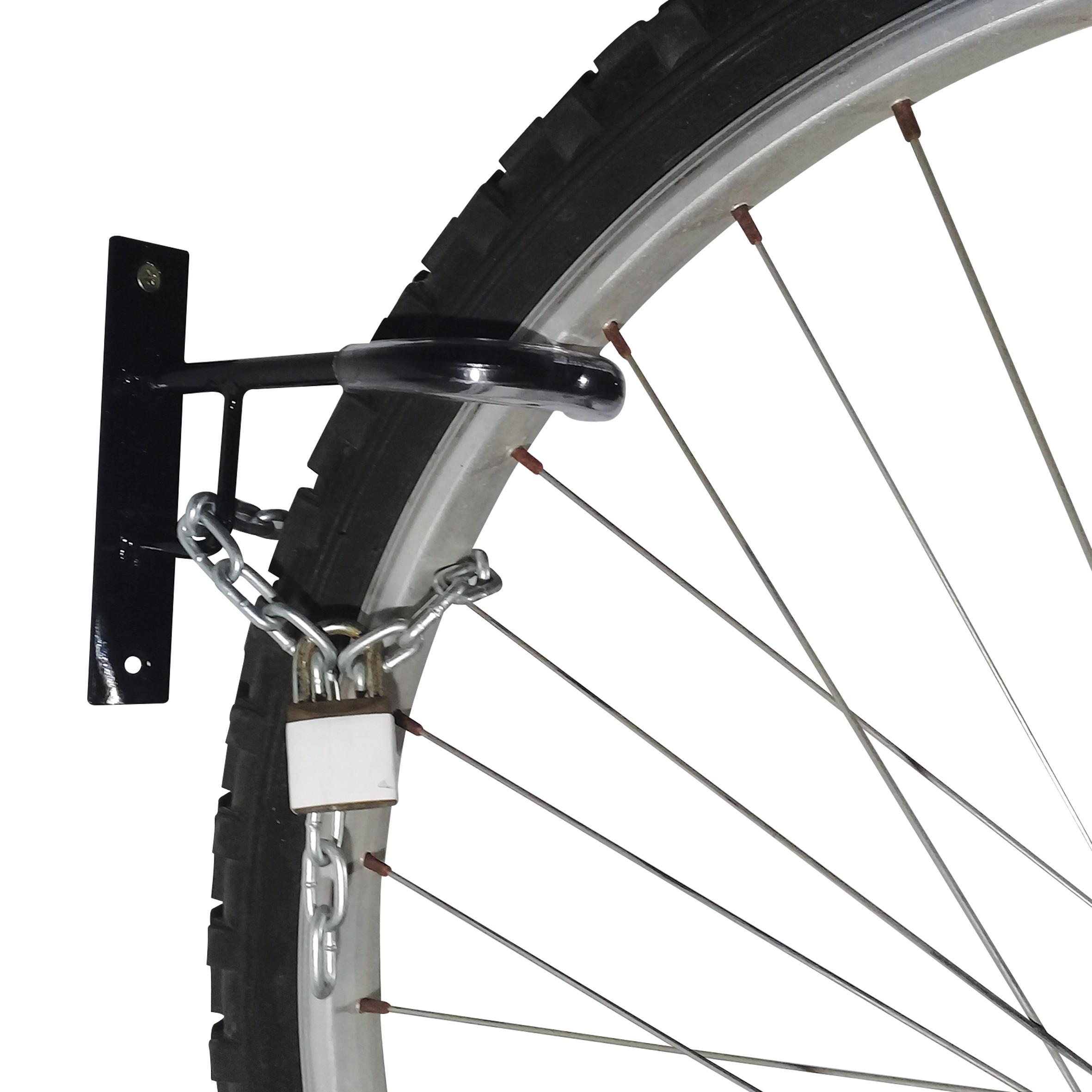 97292dc68 2 Suportes Bicicletas Para Pendurar Na Parede no Elo7